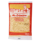 Ma Cremiere Emmental grated 100g
