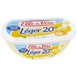 Elle & Vire Soft & Light butter 20% FAT 250g