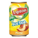 Lipton Ice Tea Peach 6x33cl