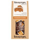 Teapigs Honeybush & Rooibos Tea 15s 30g