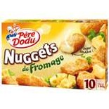 Pere Dodu Cheese nuggets 200g