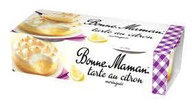 Bonne Maman Lemon Tart Meringue 2x90g