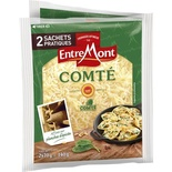 Entremont Grated Comte cheese 2x70g