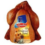 Auchan Smoked whole chicken* 1.25kg
