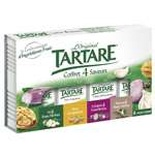 Tartare 4 flavours x8 portions 133g