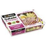 Sodebo Montmatre Pasta salad with ham & eggs 320g