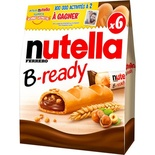 Nutella B Ready x6 130g