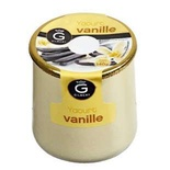 Gilbert Natural vanilla yogurts 6x140g