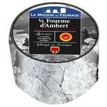 1/2 Ambert's Fourme blue cheese average weight 1.2kg (see item description) 1.2kg