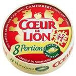 Coeur de Lion Camembert portion 8x30g