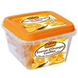 Vahine Candied orange peels 100g