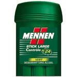 Mennen Deodorant Alcohol free Green stick 50ml