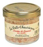 La Belle Chaurienne duck terrine with cranberries 90g