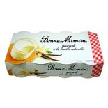 Bonne Maman Natural Vanilla Yogurts 8x125g