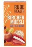 Rude Health Bircher Muesli Soft & Fruity 400g