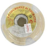 Touraine's Courone creamy Goat's Cheese 170g