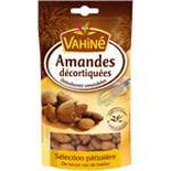 Vahine Shelled Almonds 125g