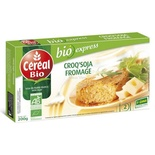 Cereal Cheese Soy Croque Organic 200g