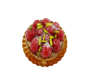 Individual Raspberry or Strawberry tart*