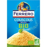 Ferrero Medium Couscous Organic  400g