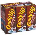Candia Candy'Up chocolate milk drink 6x20cl