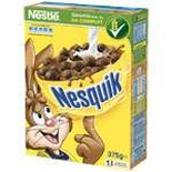 Nestle Nesquik chocolate cereals 375g