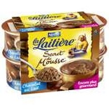 La Laitiere milk chocolate mousse 4x12cl