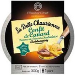 La Belle Chaurienne Duck confit with Salardaises Potatoes 300g