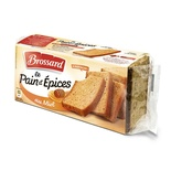 Brossard Honey Gingerbread extra soft 350g