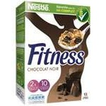 Nestle Fitness cereal dark chocolate 375g