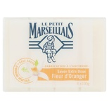 Le Petit Marseillais Orange blossom soap 4x100g