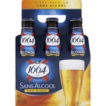 1664 Kronenbourg Blond beer Alcohol Free 6x25cl