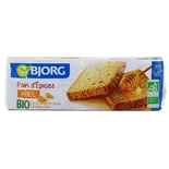 Bjorg Organic Honey Gingerbread 300g