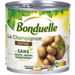 Bonduelle Whole Button Mushrooms 230g