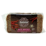 Biona Organic Rye Bread with Amaranth & Quinoa 500g