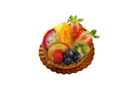 Individual Seasonal Fruit tart*