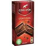 Cote d'or plain Milk chocolate 100g