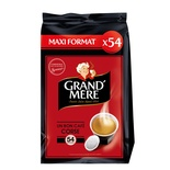Grand Mere Coffee Pads (dosettes) Strong (corse) x54 356g