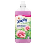 Soupline fabric softener concentrated Reve de Nature Douce Rosee 1.3L