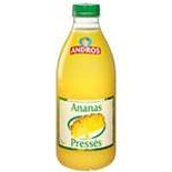 Andros Squeezed Pineapple juice 1L