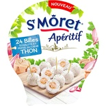 ST MORET Apero Cheese balls filled with Tuna & Shallots 100g