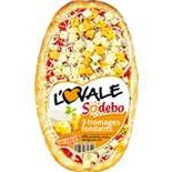 Sodebo 3 cheeses pizza 200g