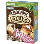 Nestle Chocapic duo cereals with white chocolate 400g