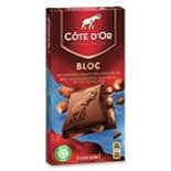 Cote d'or Milk chocolate almonds & caramel  200g