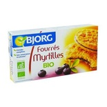 Bjorg Blueberries filled biscuits ORGANIC 175g