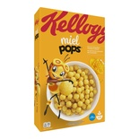 Kellogg's Honey pops cereals 400g