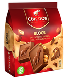 Cote d'or Milk chocolate Hazelnut minis