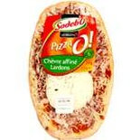 Sodebo Goat's Cheese & Lardons pizza 200g