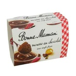 Bonne Maman Dark chocolate mousse 4x10cl