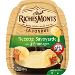 RicheMonts cheese fondue preparation 450g